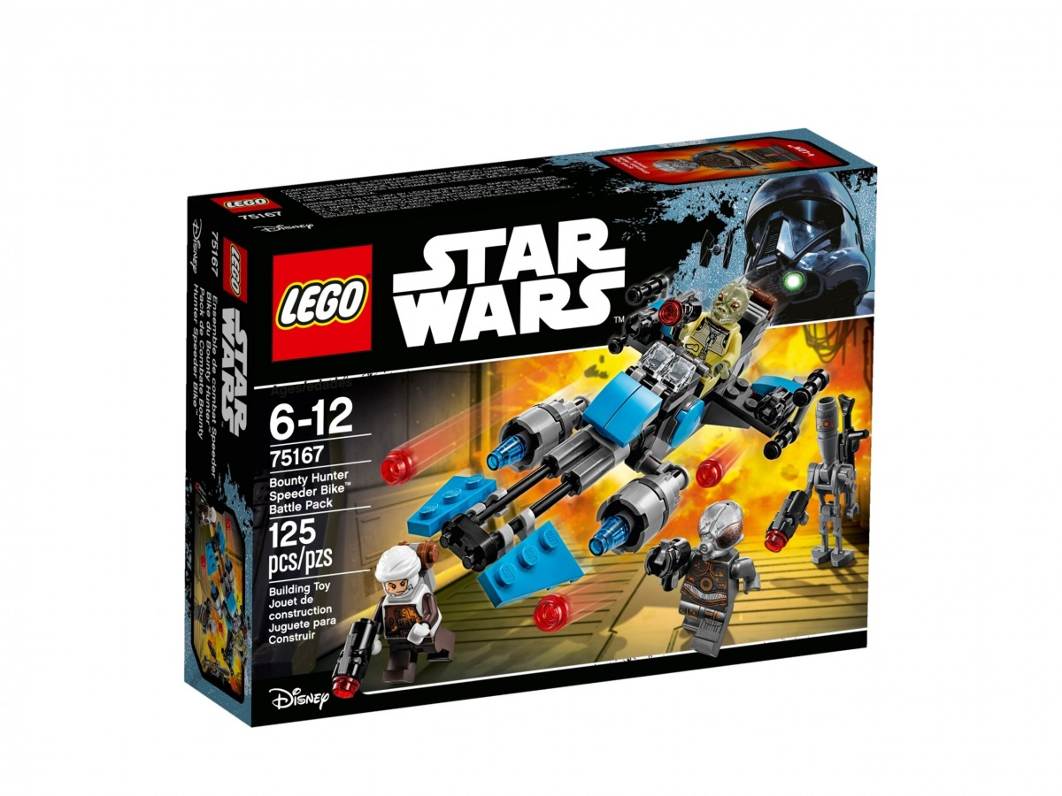 lego 75167 pack de combat la moto speeder du bounty hunter scaled