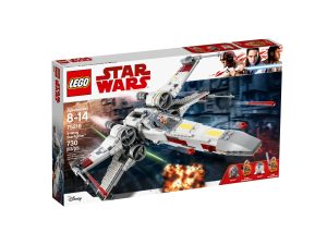 lego 75218 chasseur stellaire x wing starfighter