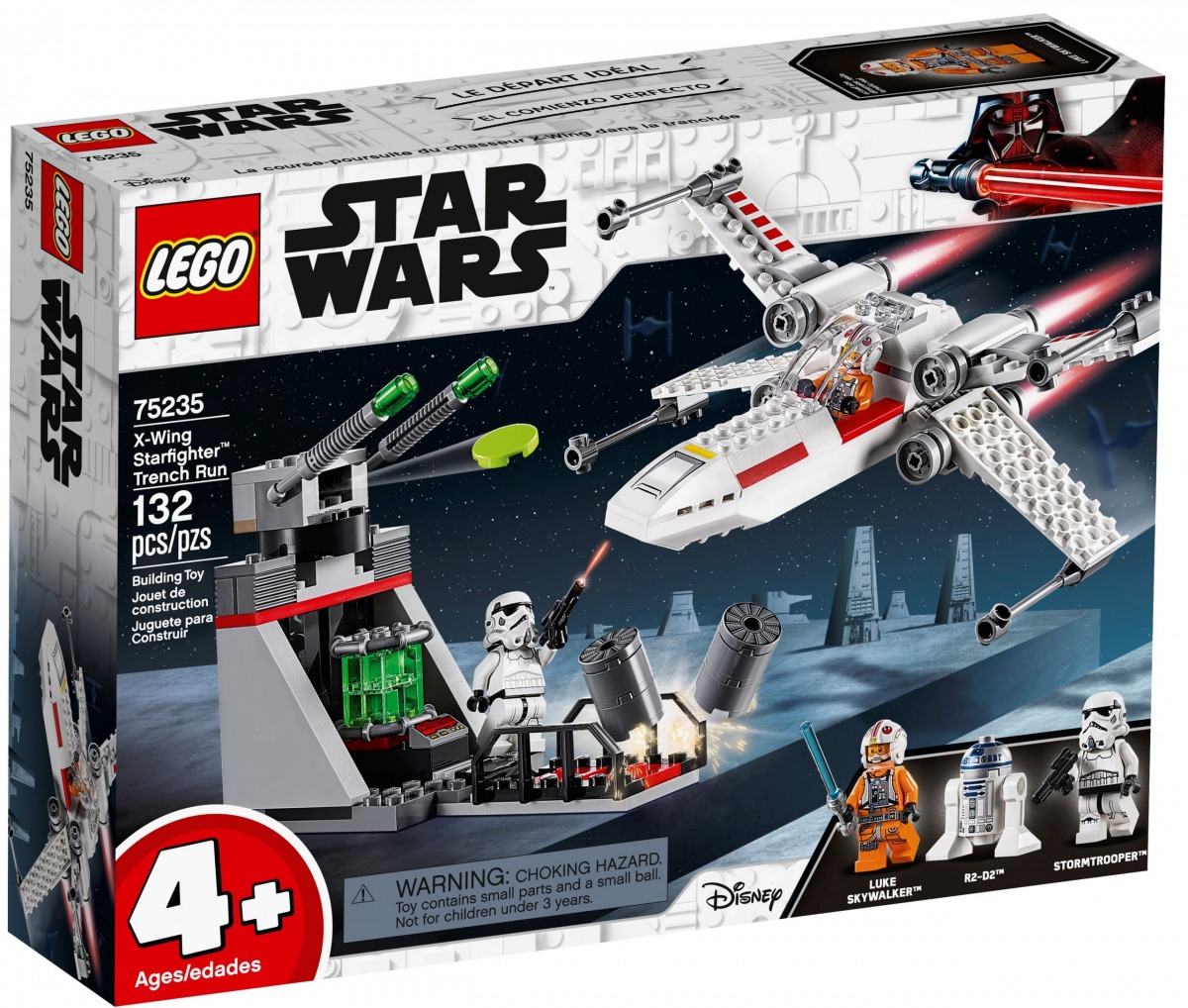 lego 75235 chasseur stellaire x wing de la tranchee scaled