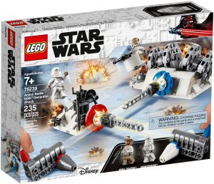 lego 75239 action battle lattaque du generateur de hoth
