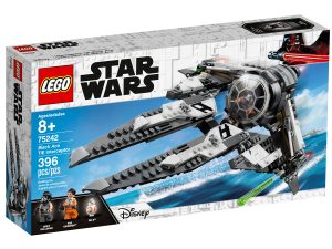 lego 75242 black ace tie interceptor