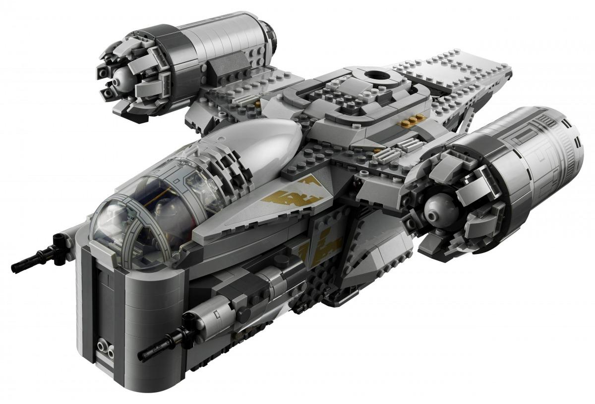 lego 75292 the mandalorian le vaisseau du chasseur de primes scaled