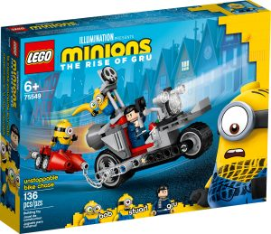 lego 75549 la course poursuite en moto