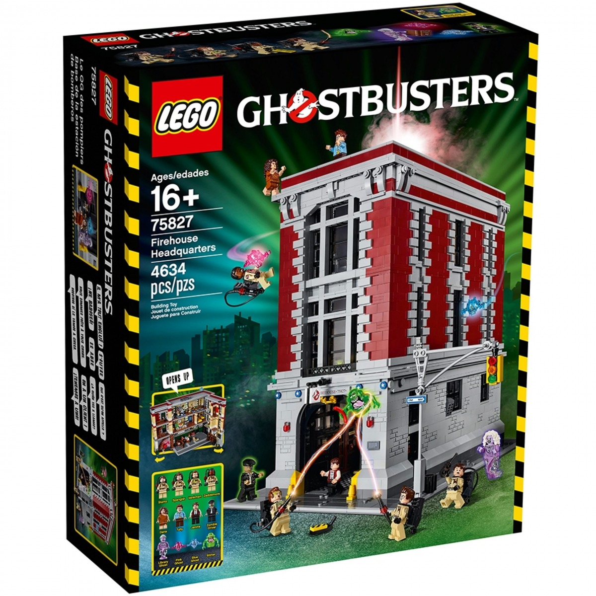 lego 75827 le qg des ghostbusters scaled