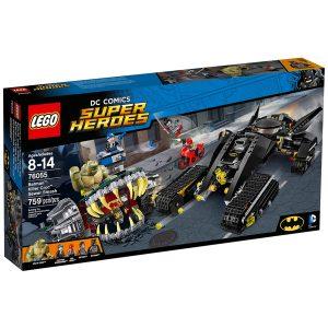 lego 76055 batman choc dans les egouts avec killer croc