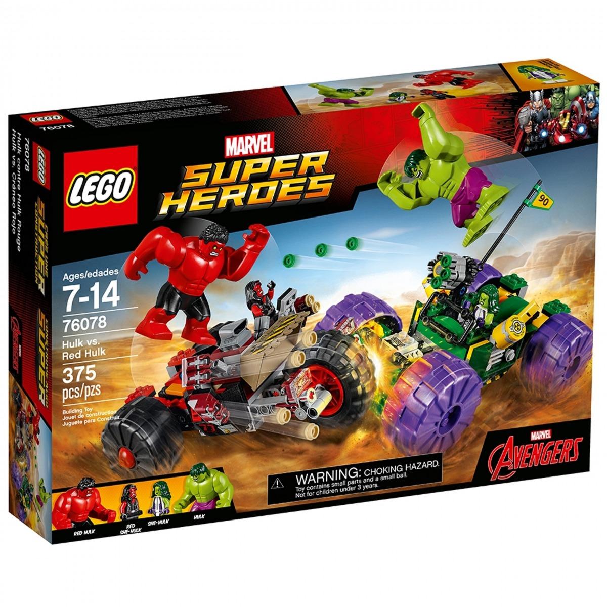 lego 76078 hulk contre hulk rouge scaled