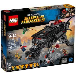 lego 76087 flying fox lattaque aerienne de la batmobile