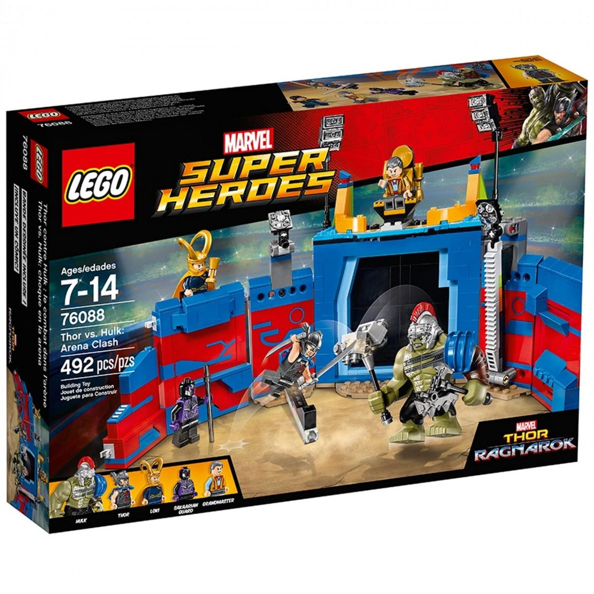 lego 76088 thor contre hulk le combat dans larene scaled