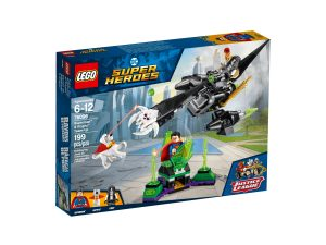 lego 76096 lunion de superman et krypto
