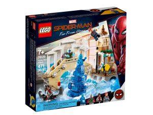 lego 76129 spider man et lattaque dhydro man