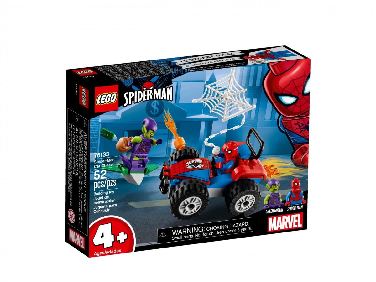 lego 76133 spider man et la course poursuite en voiture scaled