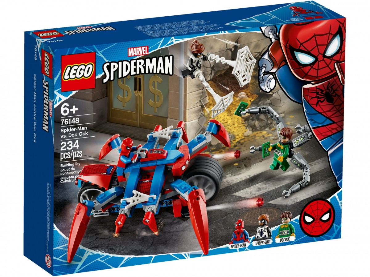 lego 76148 spider man contre docteur octopus scaled