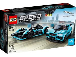 lego 76898 formula e panasonic jaguar racing gen2 jaguar i pace etrophy