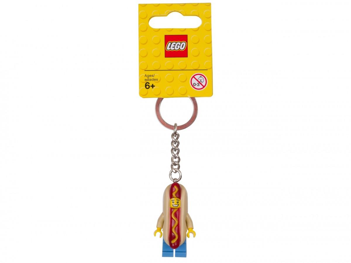 lego 853571 porte cles mascotte hot dog scaled