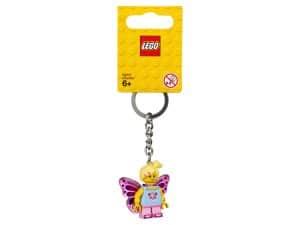lego 853795 porte cles fille papillon