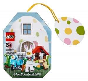 lego 853990 la maison du lapin de paques