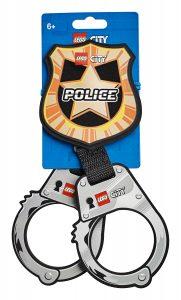 lego 854018 les menottes et badge de police