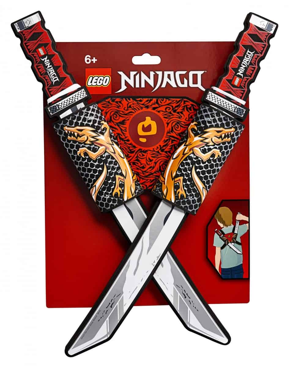 lego 854034 ninjago les katanas croises scaled