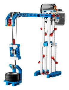 lego 9686 ensemble de machines simples et motorisees