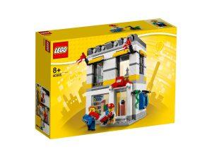 magasin lego 40305 miniature