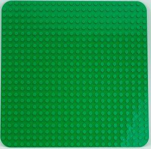 plaque de base duplo 2304 verte