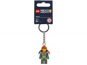porte cles aaron lego 853520 nexo knights