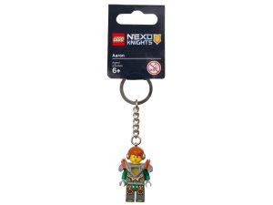 porte cles aaron lego 853685 nexo knights