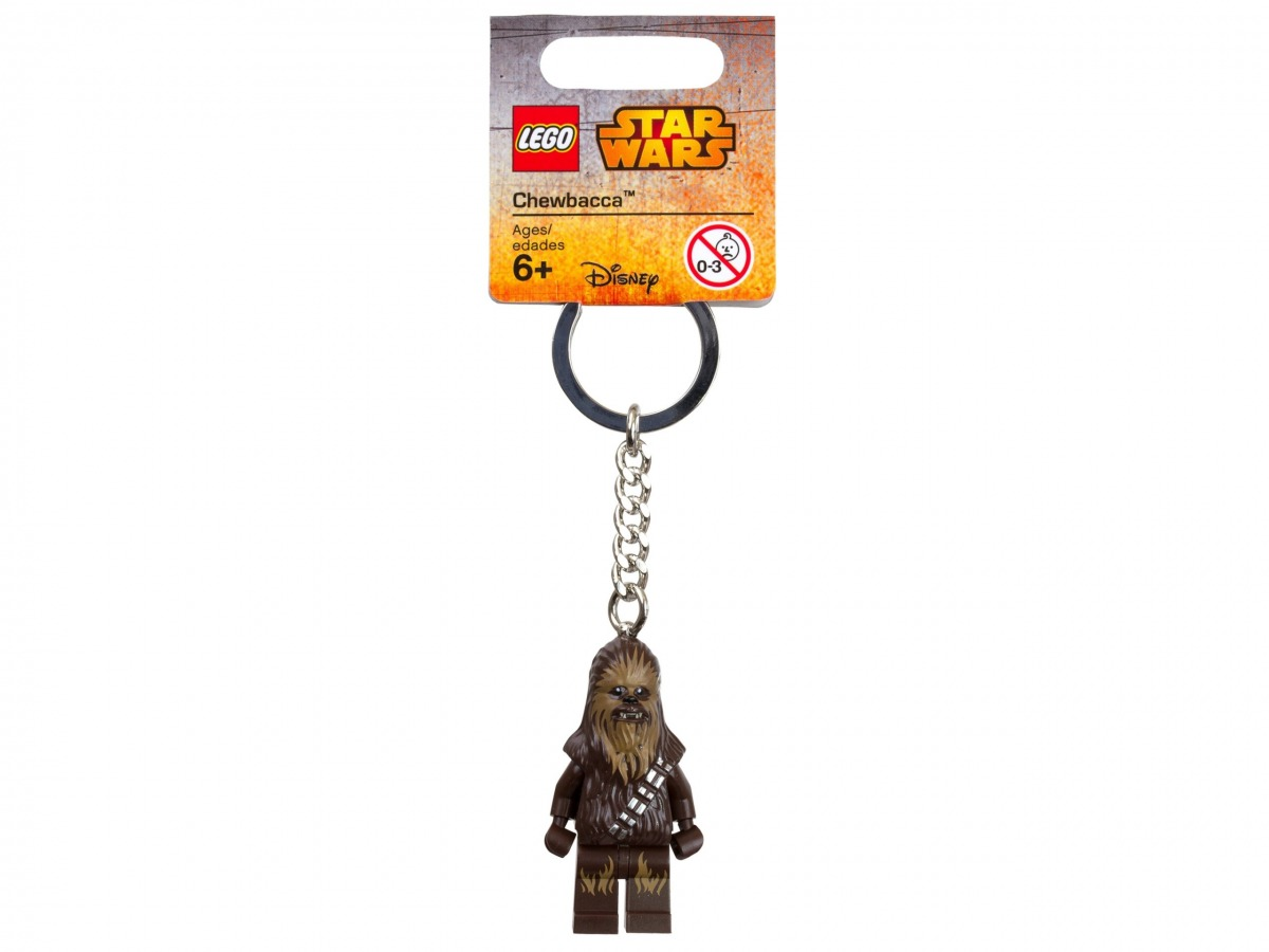 porte cles chewbacca lego 853451 star wars scaled