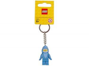 porte cles homme en costume de requin lego 853666