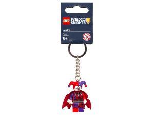 porte cles jestro lego 853525 nexo knights