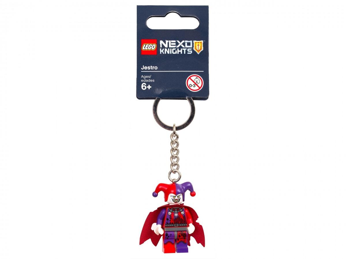 porte cles jestro lego 853525 nexo knights scaled