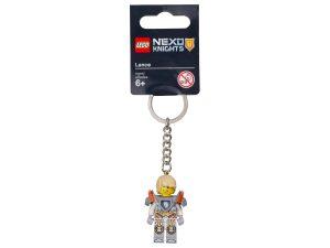 porte cles lance lego 853684 nexo knights