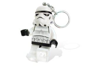 porte cles lumineux lego 5001160 stormtrooper