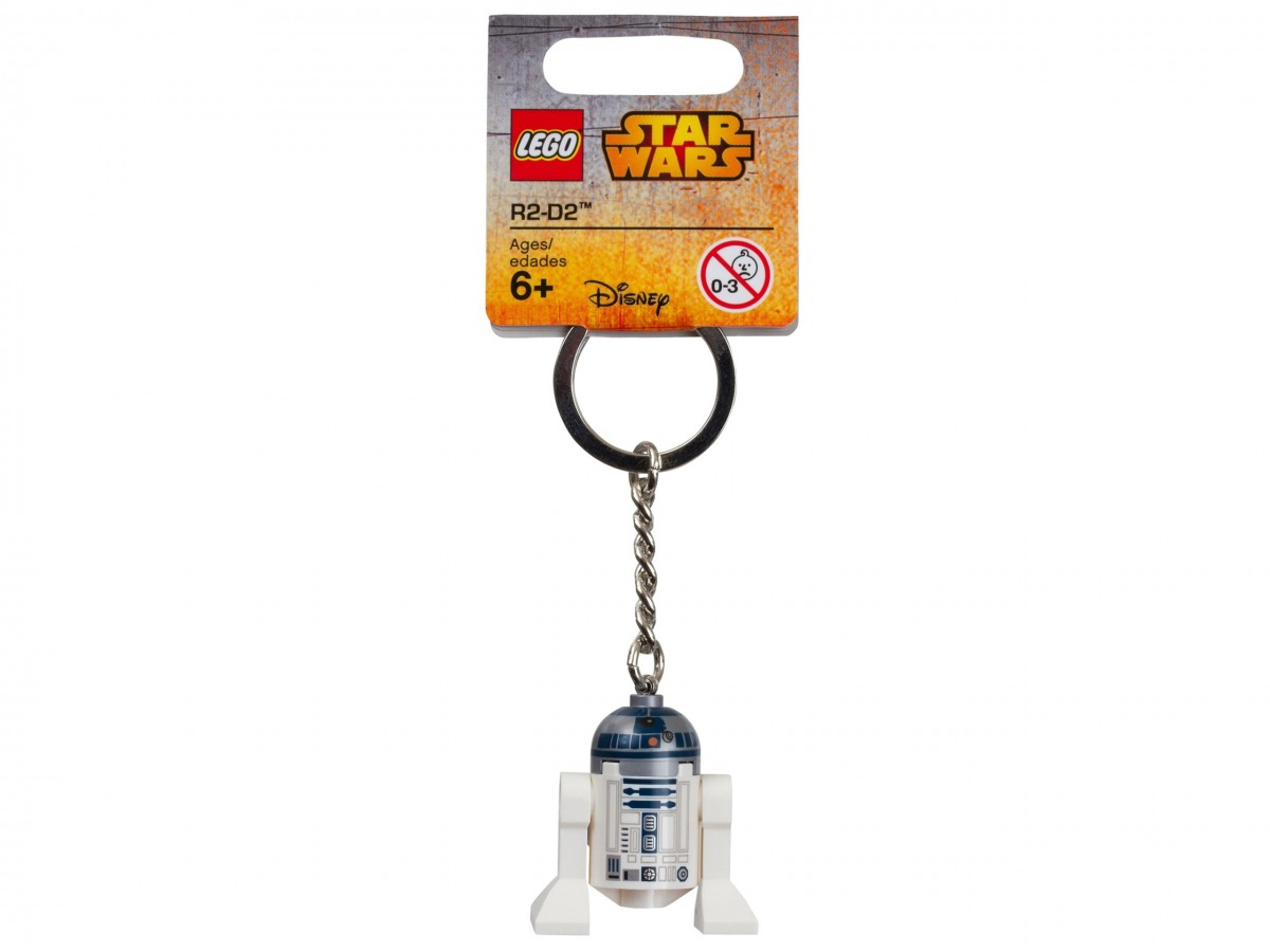 porte cles r2 d2 lego 853470 star wars scaled