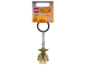 porte cles yoda lego 853449 star wars