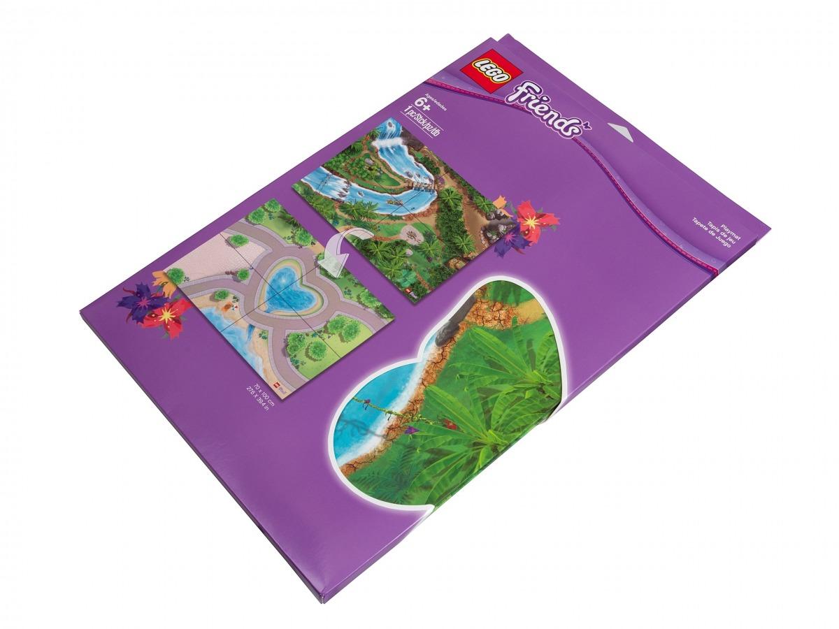 tapis de jeu de la jungle lego 851325 friends scaled