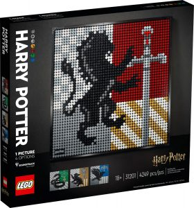 lego 31201 harry potter les blasons de poudlard