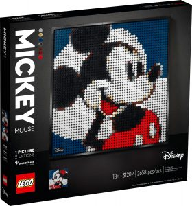 lego 31202 disneys mickey mouse