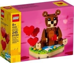 lego 40462 lours brun de la saint valentin