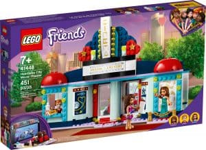 lego 41448 le cinema de heartlake city