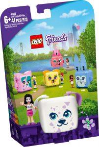 lego 41663 le cube dalmatien demma