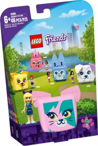 lego 41665 le cube chat de stephanie