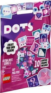 lego 41921 tuiles de decoration dots serie 3