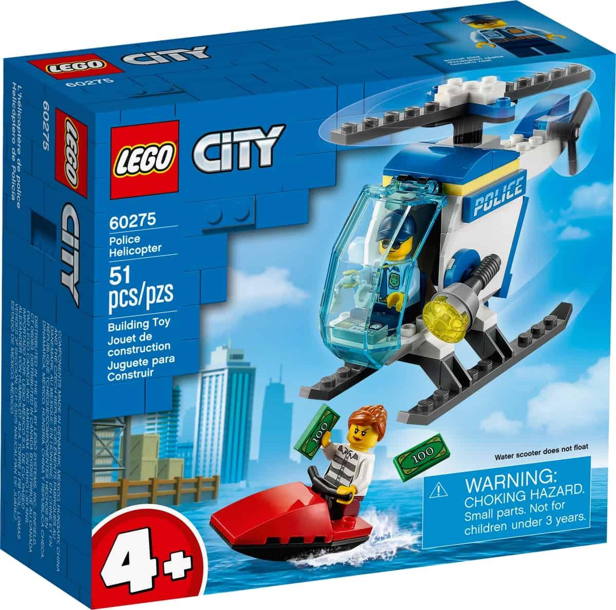 lego 60275 lhelicoptere de la police