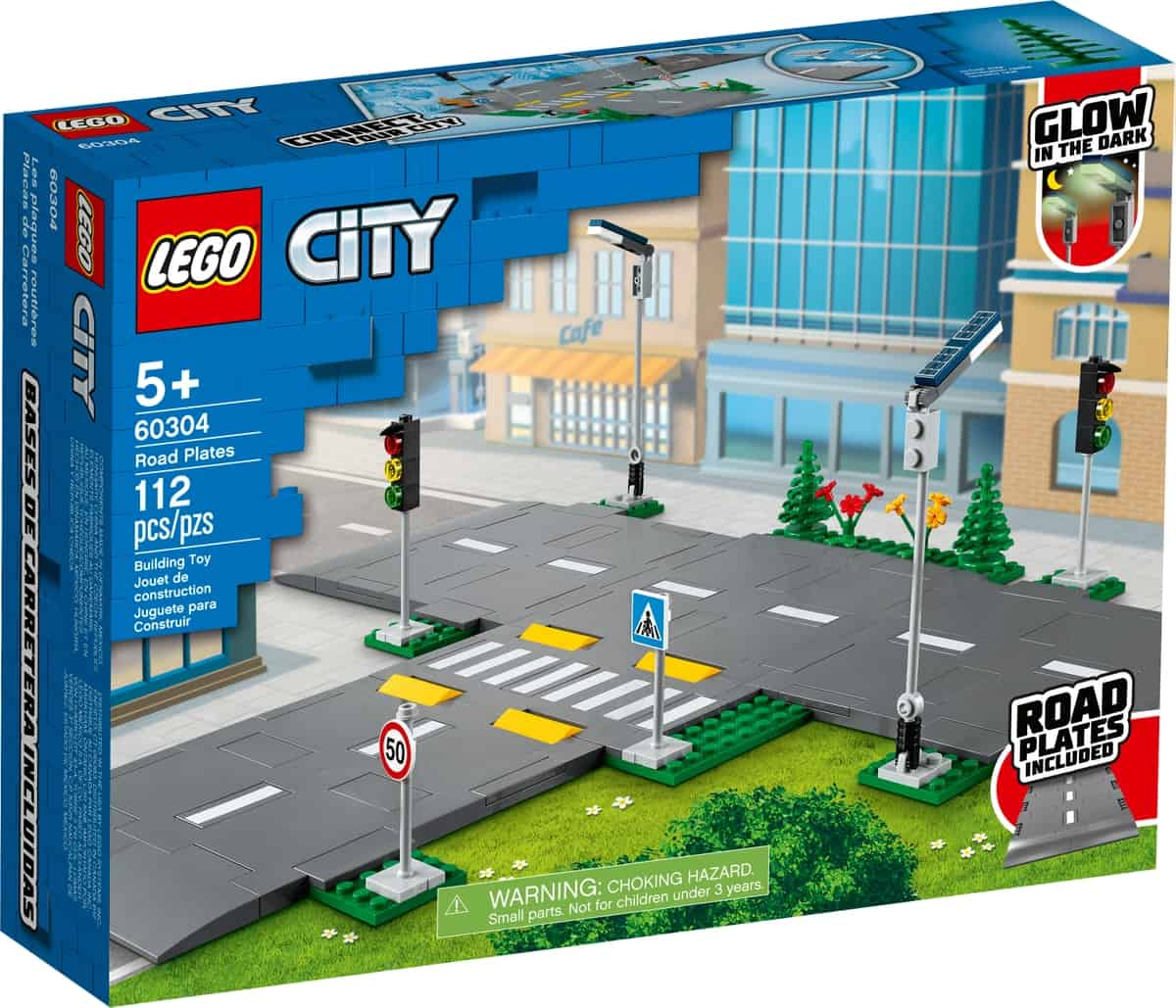 lego 60304 intersection a assembler