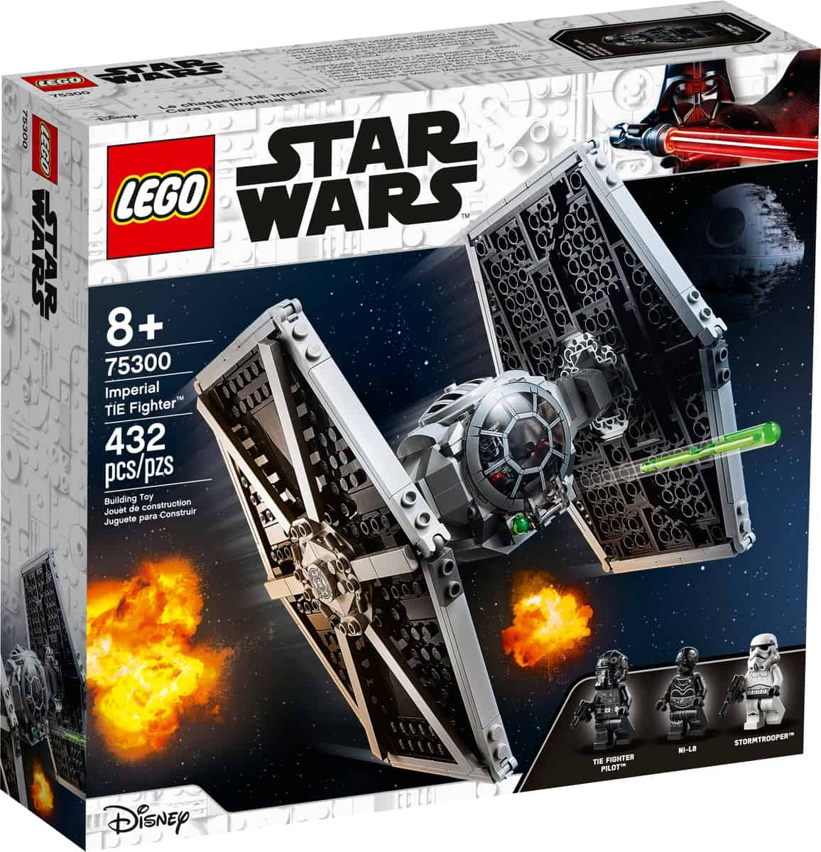 lego 75300 tie fighter imperial