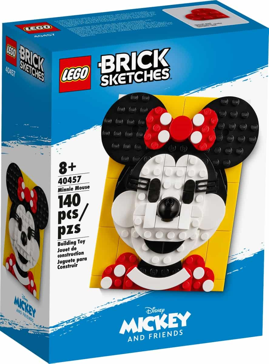 lego 40457 minnie mouse