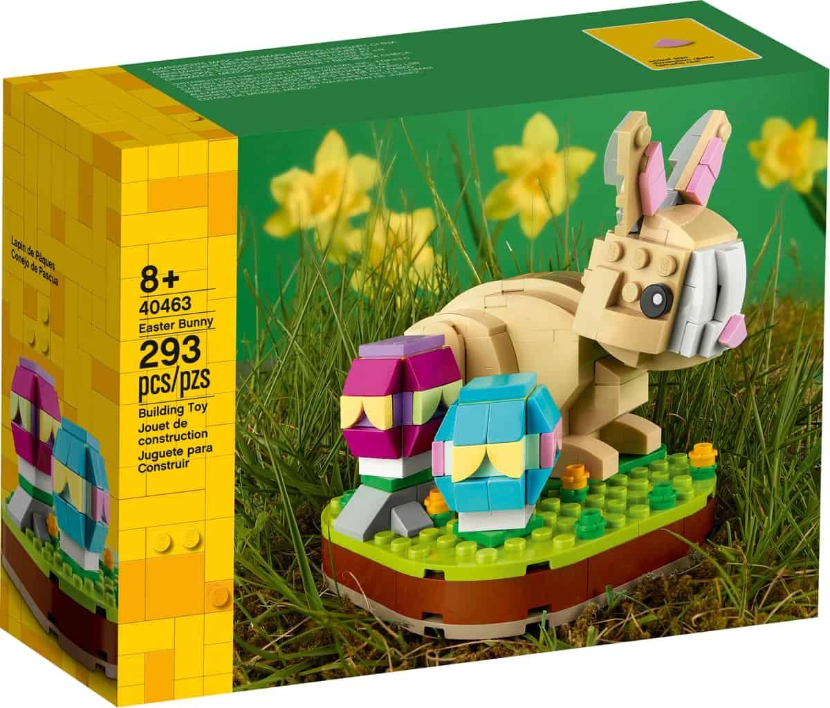lego 40463 le lapin de paques