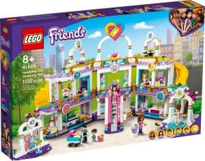 lego 41450 le centre commercial de heartlake city