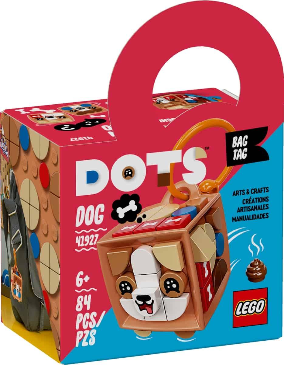 lego 41927 porte cles chien